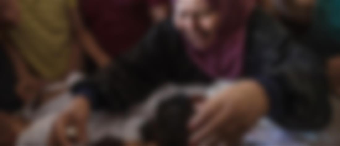 Γάζα: Οικογένειες Παλαιστινίων ξεκληρίστηκαν μέσα στα σπίτια τους (εικόνες)