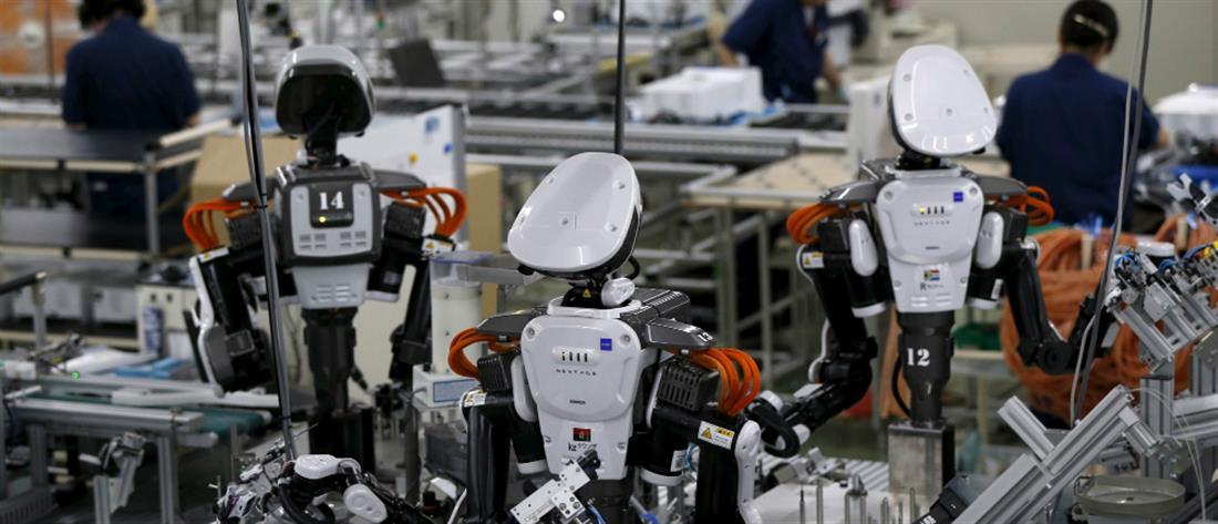 ΣΕΒ: τα ρομπότ έρχονται, οι θέσεις εργασίας μένουν;