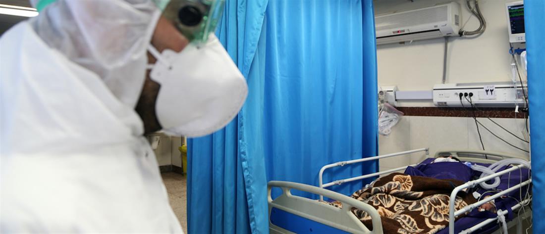 Ιράν-Κορονοϊός: Κάθε πέντε λεπτά σημειώνεται και ένας θάνατος