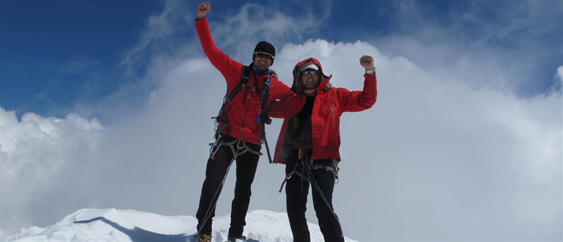 Θεσσαλοί ορειβάτες κατάφεραν ανάβαση στο θρυλικό Matterhorn