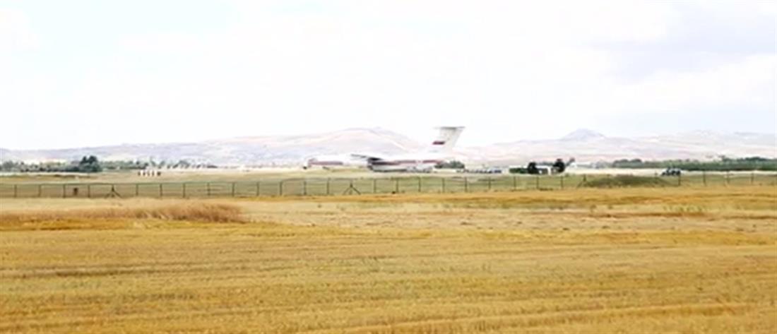 Έφτασαν στην Άγκυρα τα πρώτα τμήματα των S-400