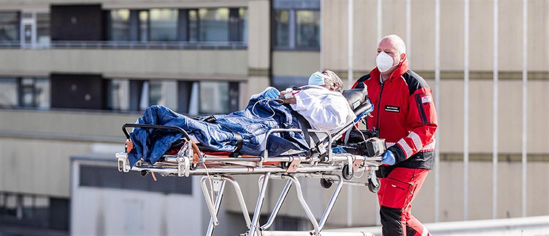 Mολύνθηκαν από κορονοϊό σε λειτουργία στην Φρανκφούρτη