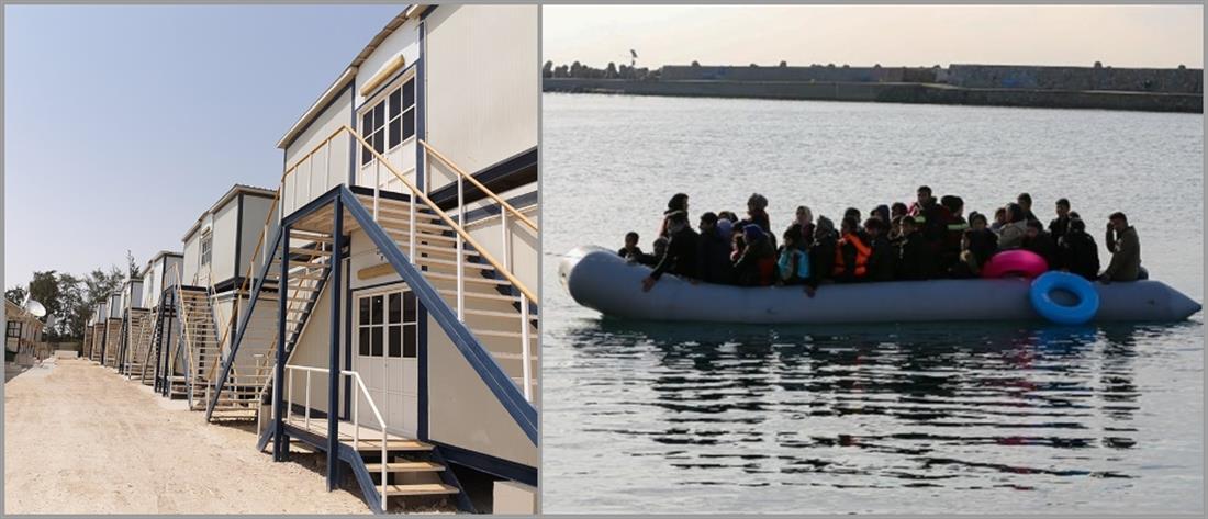 """Μεταναστευτικό: Νέες """"φωτιές"""" για τα κέντρα κλειστού τύπου"""