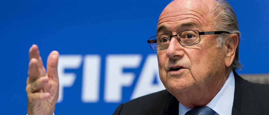 Οι ποινές της FIFA σε Μπλάτερ και Πλατινί