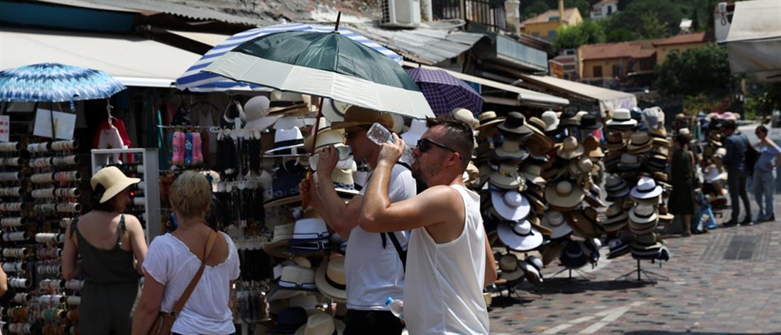 Καύσωνας: Οδηγίες της ΓΓΠΠ για τον καιρό