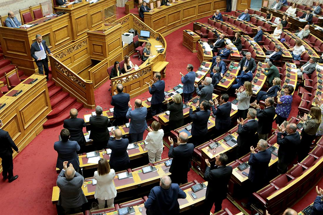 βουλή - συζήτηση - εξεταστική επιτροπή - Παπαγγελόπουλος