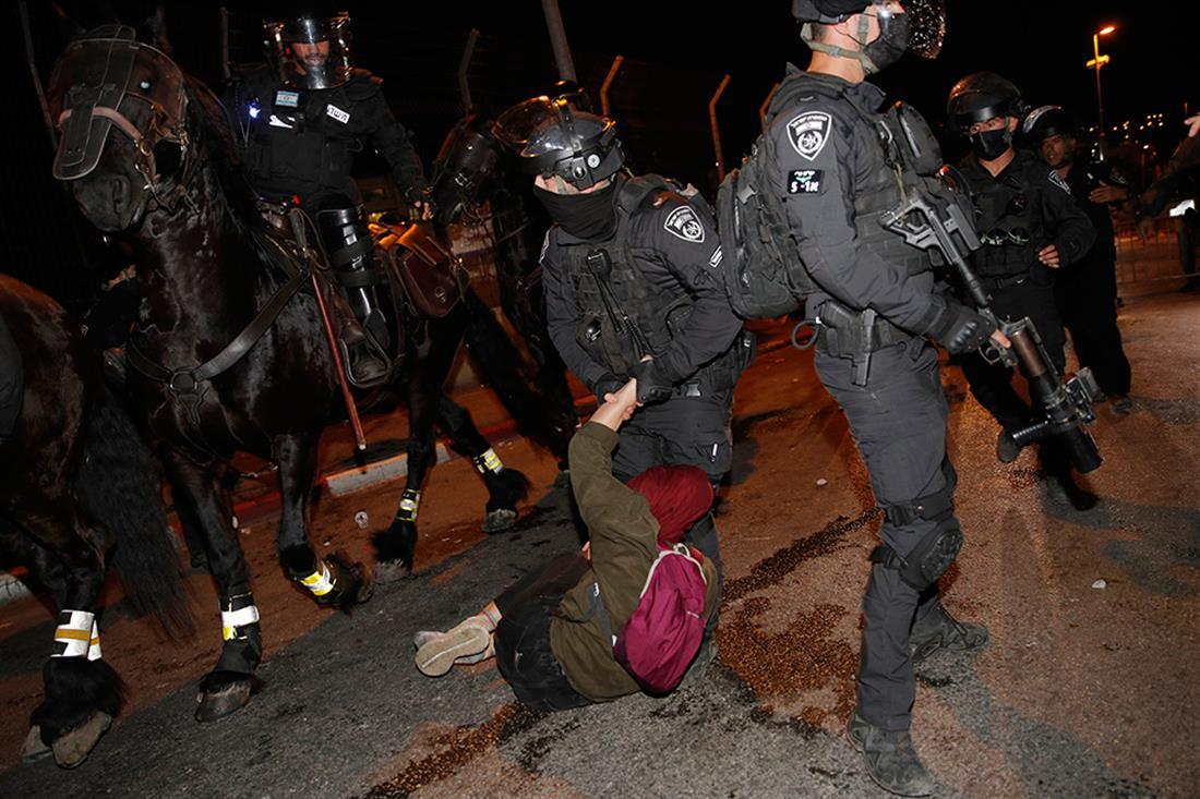 AP - Ισραήλ - Παλαιστίνη - Επεισόδια