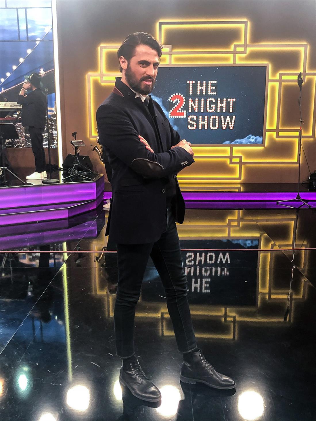 The 2Night Show - Γρηγόρης Αρναούτογλου - Σταύρος Ιωάννης Γκολέμας
