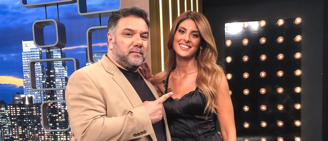"""The 2Night Show"" - Ανθή Σαλαγκούδη: ακούστηκαν ""τέρατα"" για μένα (βίντεο)"