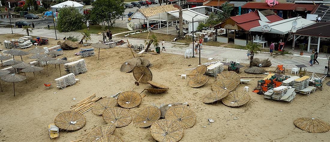 ΕΟΤ: άμεση συνδρομή σε τουρίστες που βρίσκονται στην Χαλκιδική