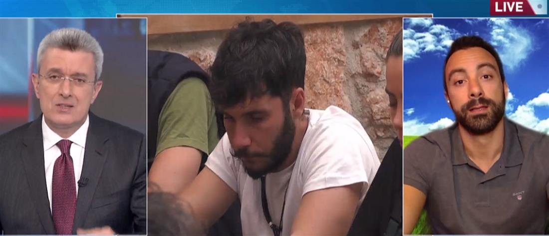 """Σάκης Τανιμανίδης για """"Φάρμα"""": τρεις γυναίκες """"μπαίνουν"""" στο παιχνίδι (βίντεο)"""