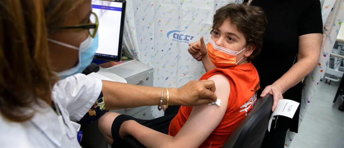 Ισραήλ – κορονοϊός: ξεκινάνε οι εμβολιασμοί με την τρίτη δόση