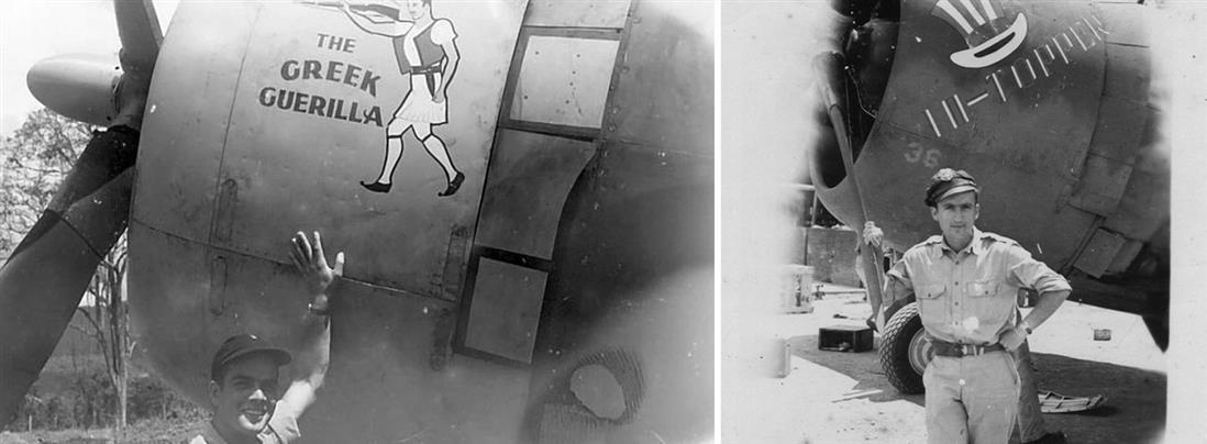 Έλληνες πιλότοι μαχητικών σε ξένα κόκπιτ: Τέσσερις ιστορίες ηρώων (εικόνες)