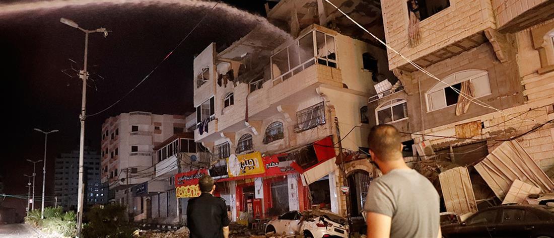 AP - Ισραήλ - Παλαιστίνη - Γάζα - καταστροφές