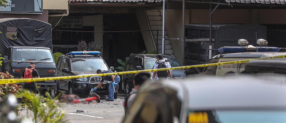 Επίθεση βομβιστή καμικάζι στην Ινδονησία