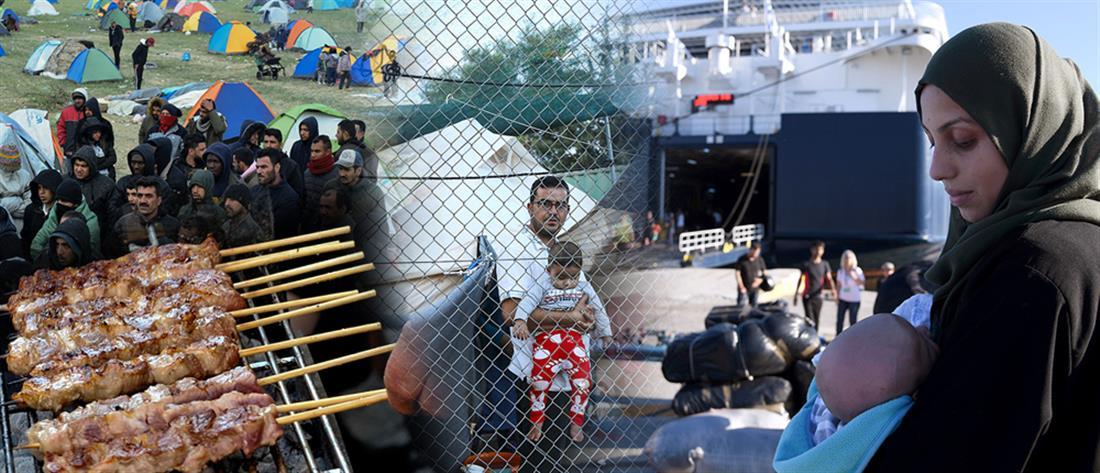 Μεταναστευτικό: οι αντιδράσεις, οι επιθέσεις, το χοιρινό κι η πολιτική κόντρα