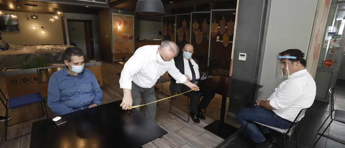 Κορονοϊός: Σε καραντίνα Άδωνις - Παπαθανάσης