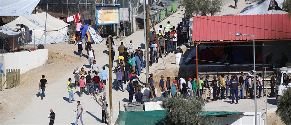 Ένας νεκρός σε συμπλοκή ανήλικων μεταναστών στην Μόρια