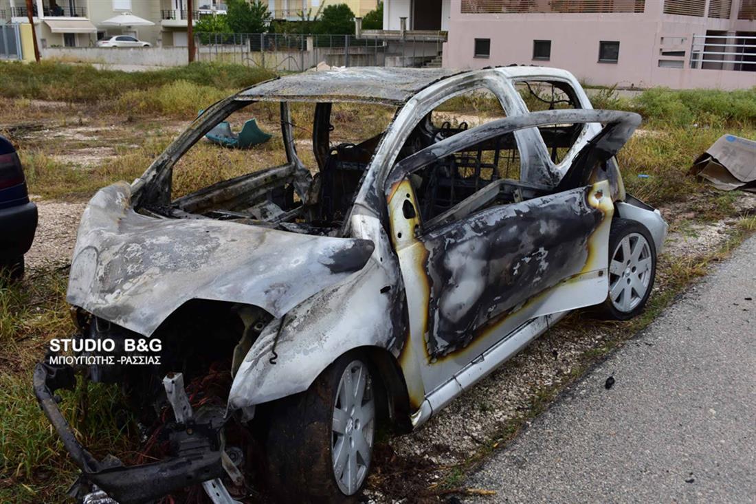 τροχαίο δυστύχημα - Ναύπλιο