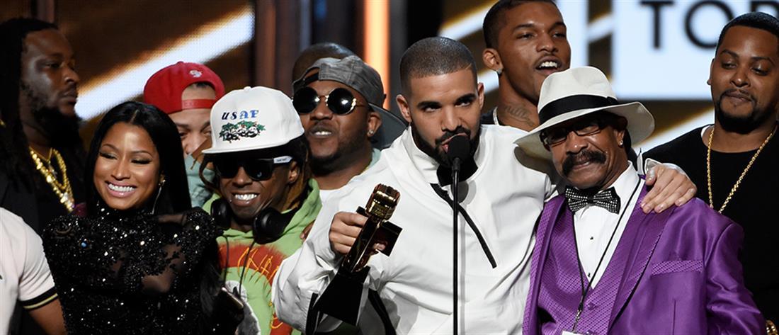 AP - Βραβεία - Billboard - Drake