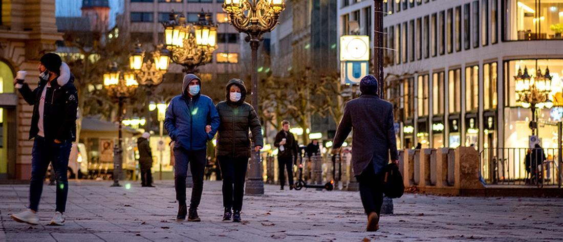Κορονοϊός: παράταση του lockdown στη Γερμανία