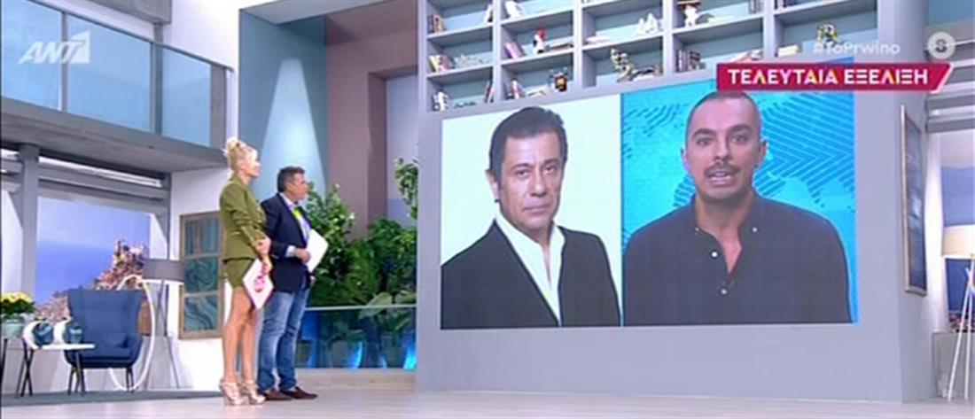 """Ο Δάνης Κατρανίδης στο """"Πρωινό"""" για την κατάσταση της υγείας του (βίντεο)"""