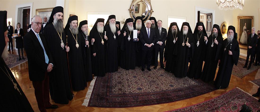 Παυλόπουλος: Ανεκτίμητη πηγή συμβολισμών και διδαγμάτων η Κυριακή της Ορθοδοξίας