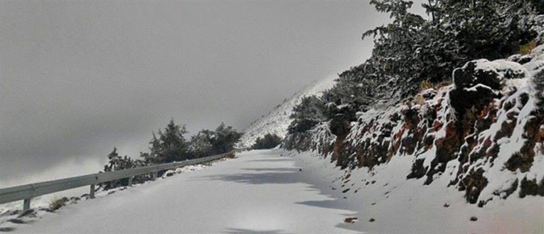 Αγωνία για περιπατητές που χάθηκαν σε χιονισμένο φαράγγι