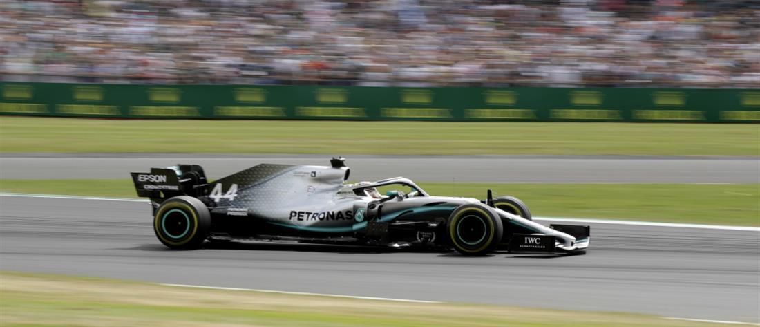 Θρίαμβος του Λιούις Χάμιλτον στο βρετανικό Grand Prix