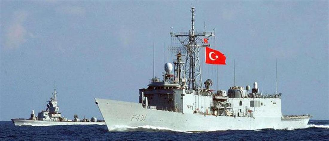 Τουρκία: εξέδωσε νέες Navtex νότια της Κρήτης