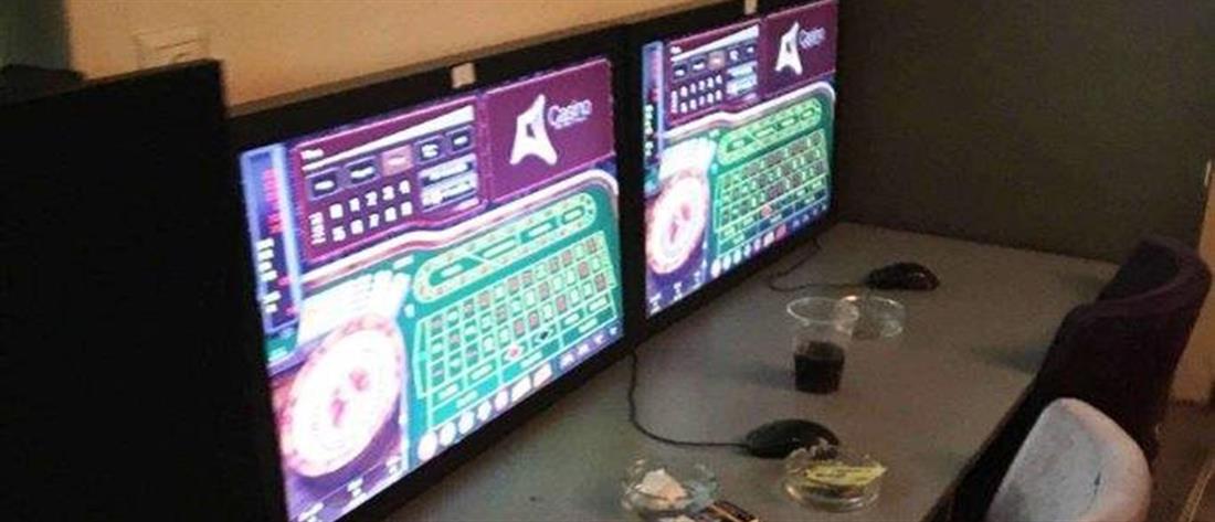 Θεσσαλονίκη: έφοδος των Αρχών σε παράνομο καζίνο