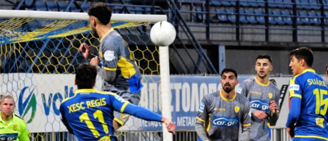 Πλησιάζει στα play off ο Αστέρας Τρίπολης