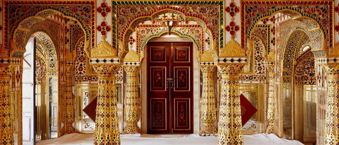 Μαχαραγιάς ενοικιάζει μέσω Airbnb... σουίτα του παλατιού του! (εικόνες)