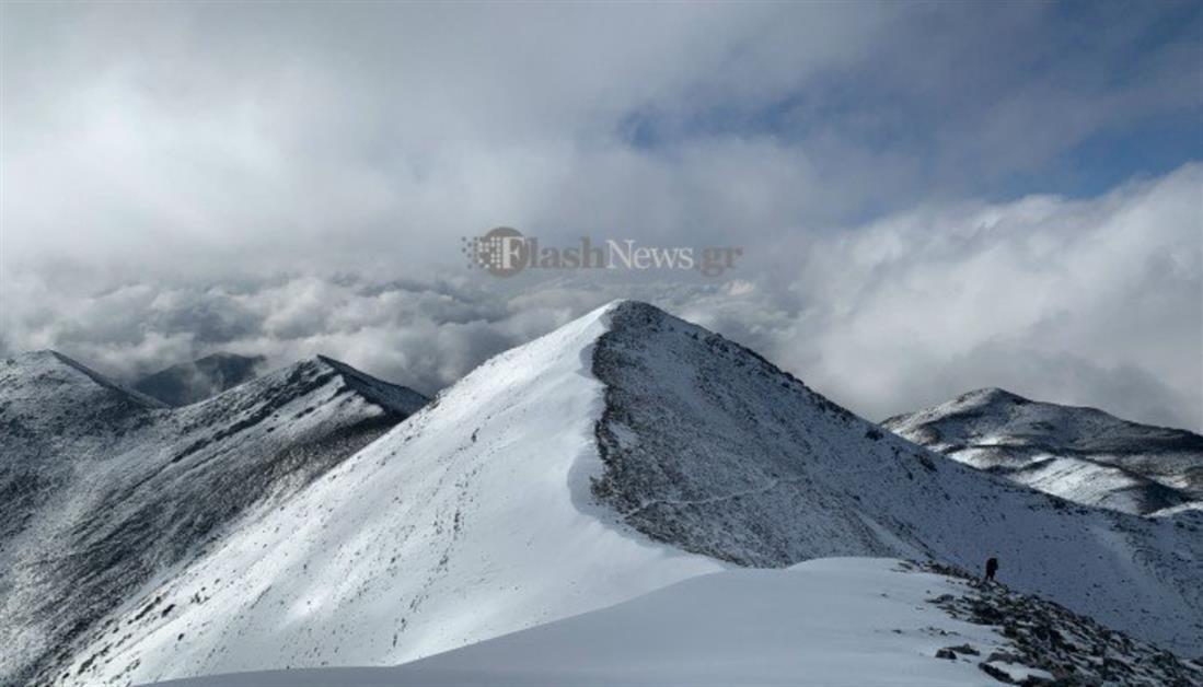 Χιόνια - Λευκά Όρη