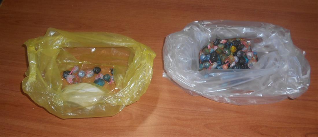Κρατούμενος κατάπιε εκατοντάδες δόσεις ηρωίνης! (εικόνες)