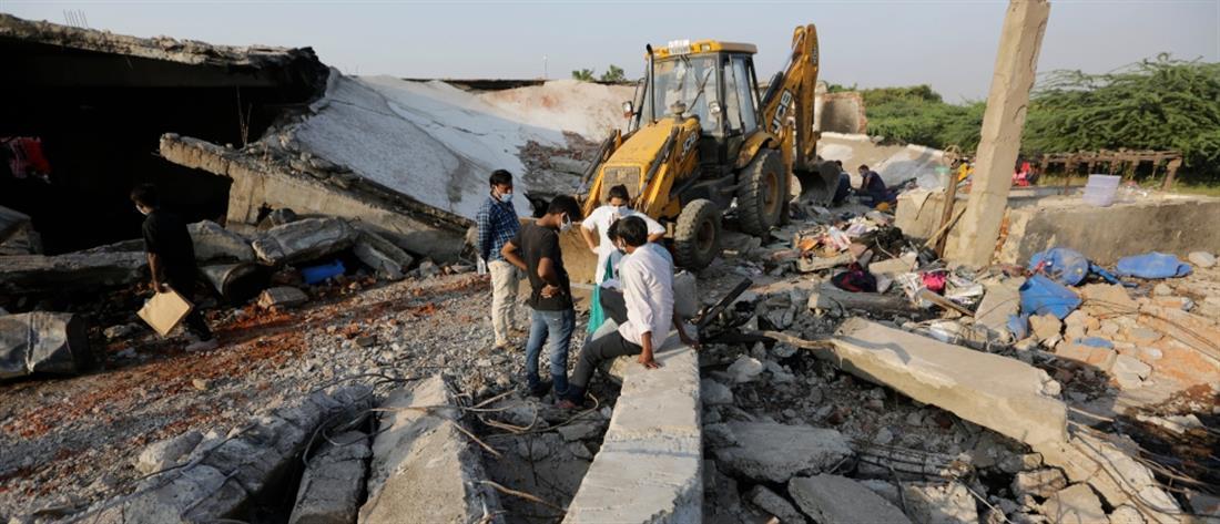 Ινδία: Ισχυρός σεισμός προκάλεσε θύματα και ζημιές
