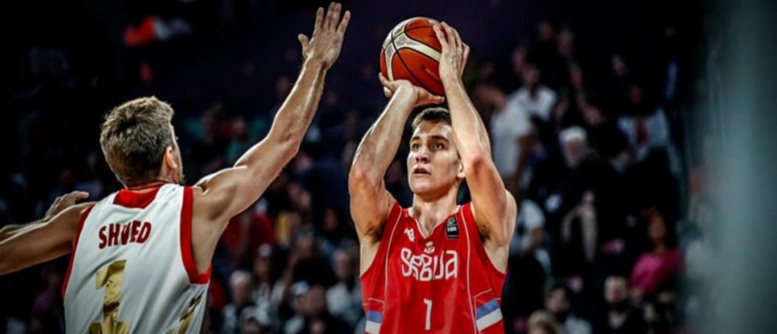 Eurobasket 2017: στον τελικό η Σερβία