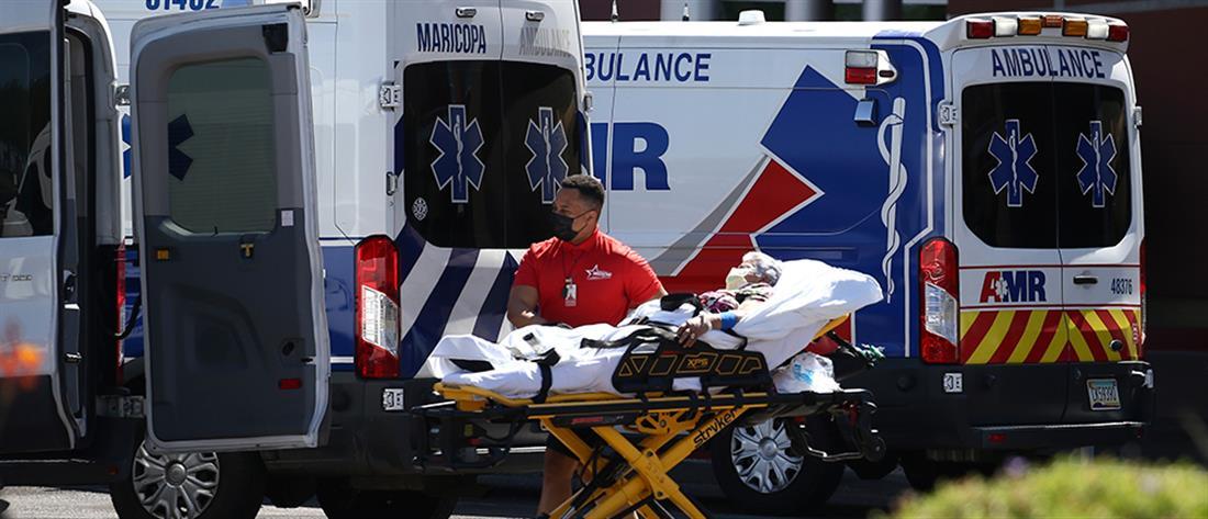 Κορονοϊός: θλιβερό ρεκόρ θανάτων στην Φλόριντα