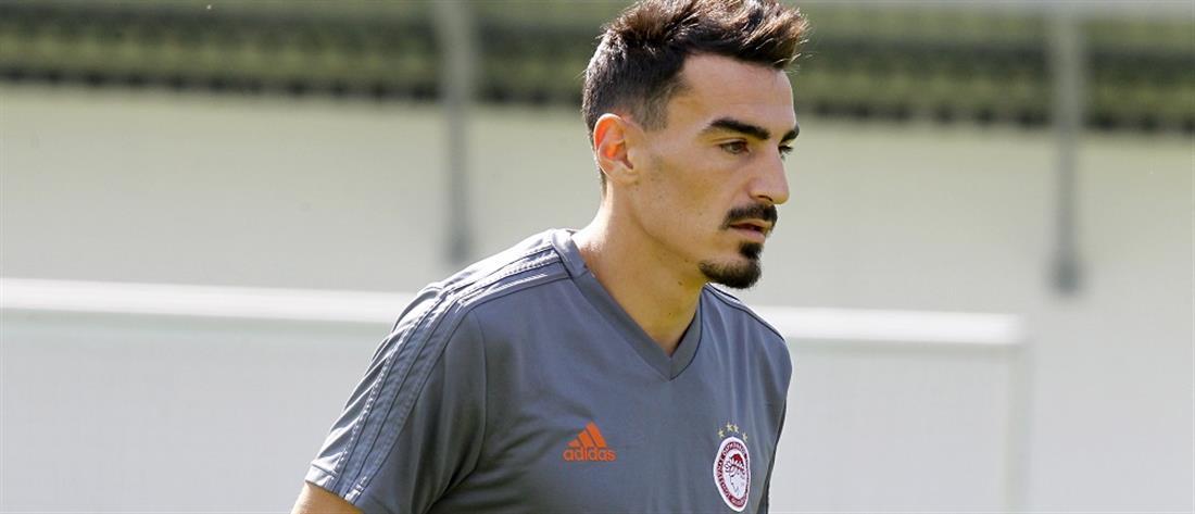 Ολυμπιακός: παρελθόν για την ομάδα ο Χριστοδουλόπουλος