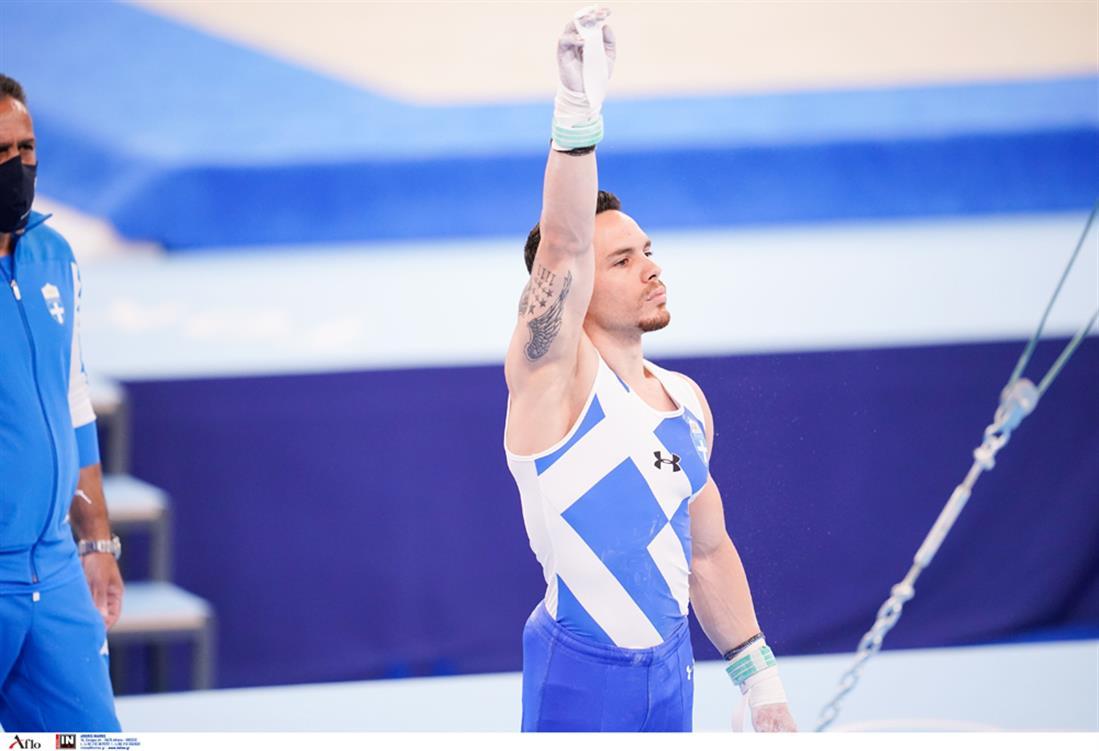 Πετρούνιας - Ολυμπιακοί Αγώνες
