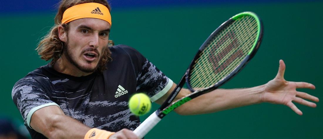 Τσιτσιπάς: για εμένα το τένις είναι τέχνη
