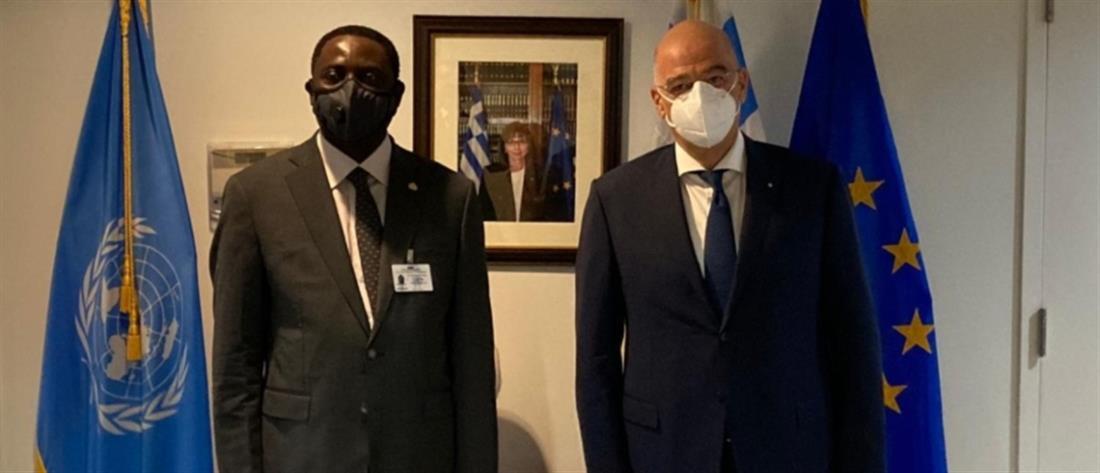 Γενική Συνέλευση ΟΗΕ - Δένδιας: Διπλωματικός μαραθώνιος στη Νέα Υόρκη