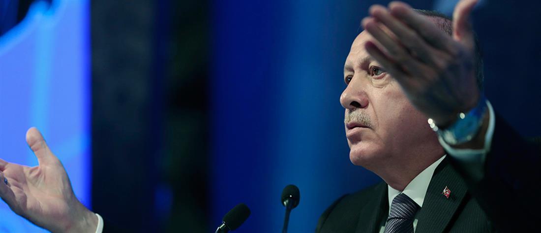 """""""Πέθαναν"""" τον Ερντογάν στο Twitter"""