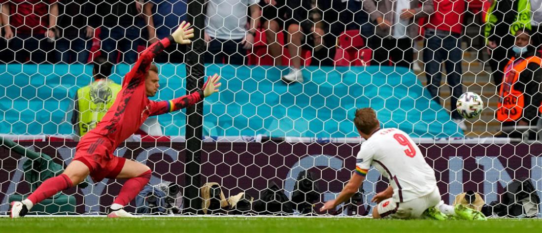 """Euro 2020: Η Αγγλία """"σκότωσε"""" τη Γερμανία (βίντεο)"""