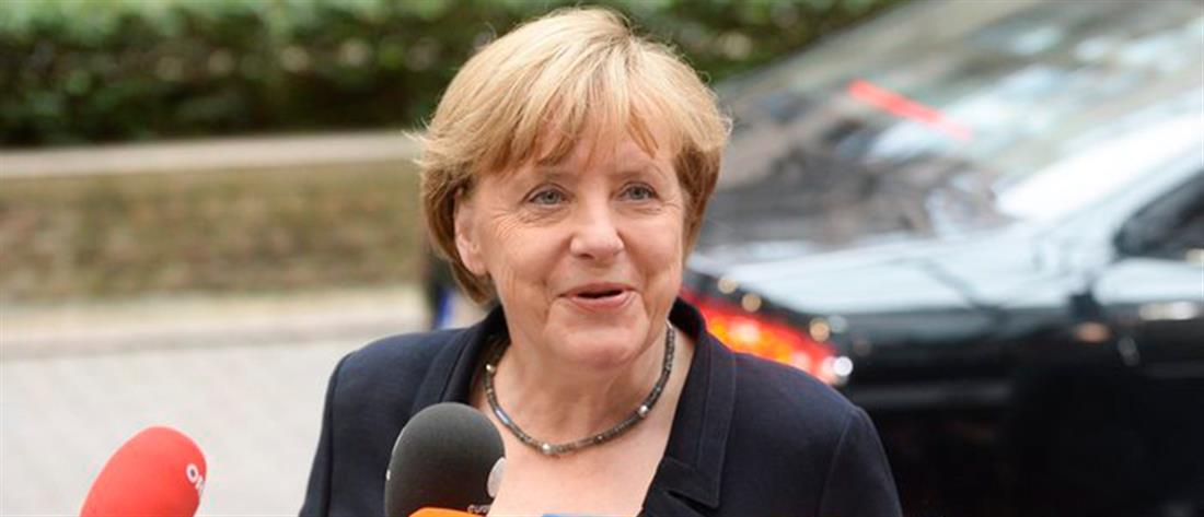 Μέρκελ: Ευκαιρία για την Ελλάδα το πρόγραμμα
