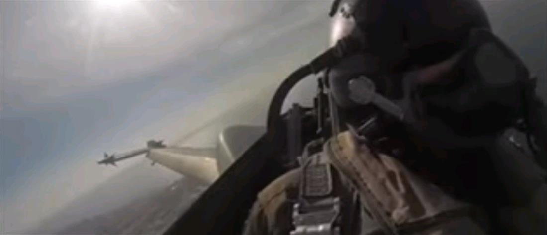 28η Οκτωβρίου: το μήνυμα του πιλότου της ομάδας ΖΕΥΣ (βίντεο)