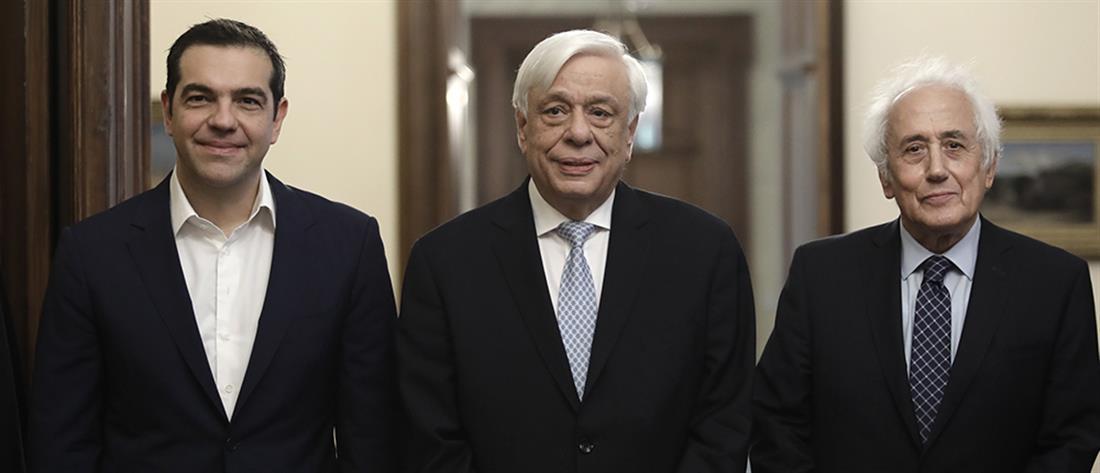 Ορκίστηκε υπηρεσιακός Υπουργός Εσωτερικών ο Αντώνης Ρουπακιώτης