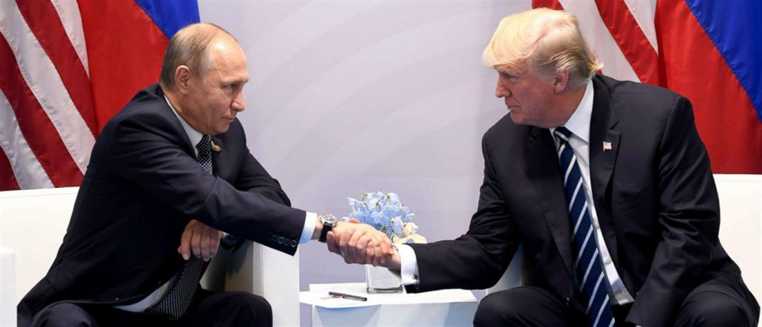 Ελσίνκι: οι βλέψεις Τραμπ – Πούτιν για τη σημερινή συνάντησή τους
