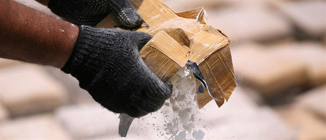 Ηράκλειο: έκρυβε ένα κιλό ηρωίνη σε παραλία