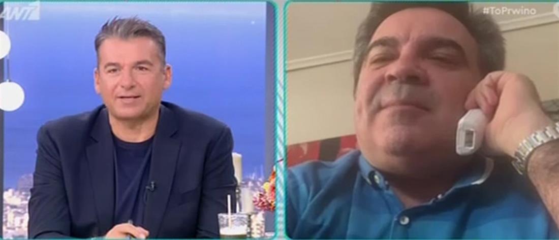 "Euro 2020 - Αντώνης Καρπετόπουλος στο ""Πρωινό"": Τα τρία φαβορί της διοργάνωσης (βίντεο)"